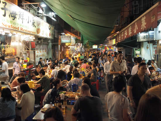 Hong Kong Street Food - Kowloon and Mong Kok
