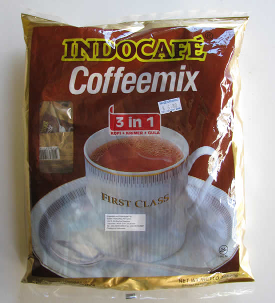 Indocafe Indonesian Coffee