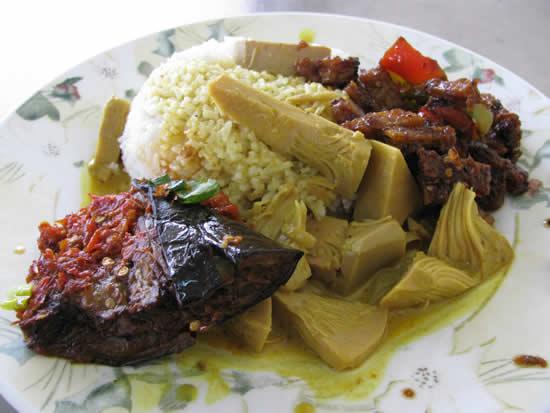 Pondok Buyung Nasi Padang Indonesian Restaurant Kingsford Sydney Australia