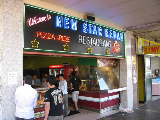 Star Kebabs Turkish Auburn Sydney