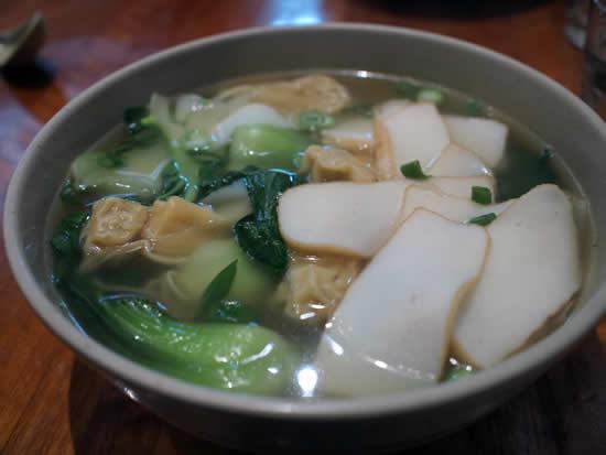 Wonton Noodle Inn Chinese Restaurant Newtown Sydney Australia