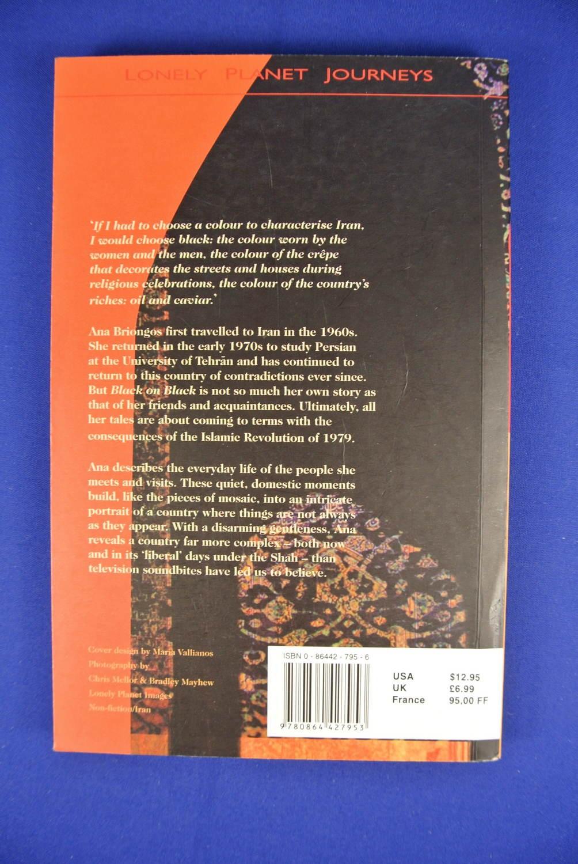 BACK-ON-BLACK-Ana-M-Briongos-IRAN-REVISITED-Iranian-Travel-Book thumbnail 2