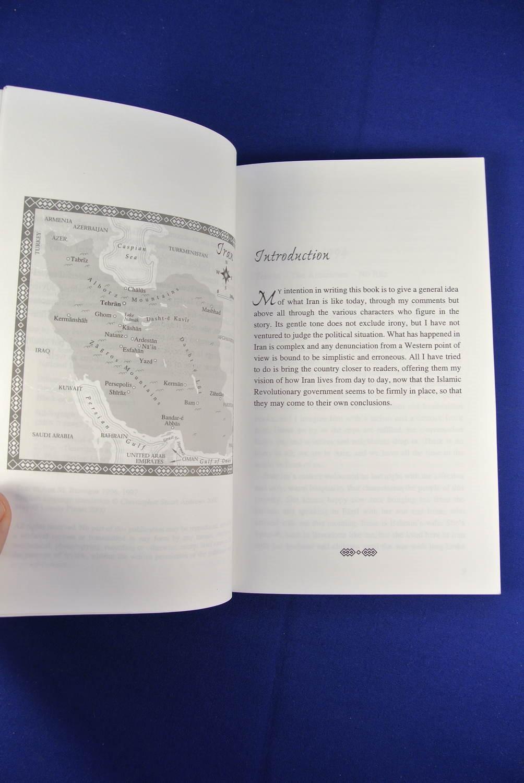 BACK-ON-BLACK-Ana-M-Briongos-IRAN-REVISITED-Iranian-Travel-Book thumbnail 4