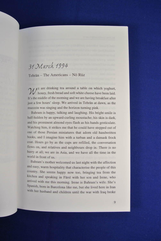 BACK-ON-BLACK-Ana-M-Briongos-IRAN-REVISITED-Iranian-Travel-Book thumbnail 5