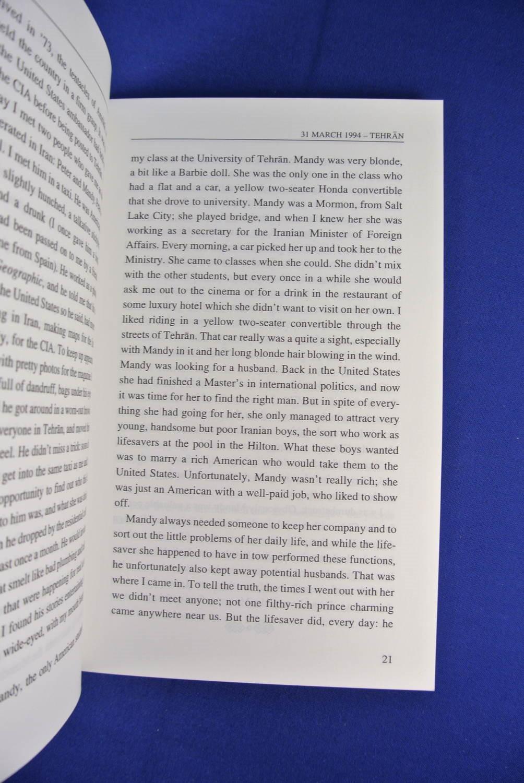 BACK-ON-BLACK-Ana-M-Briongos-IRAN-REVISITED-Iranian-Travel-Book thumbnail 8