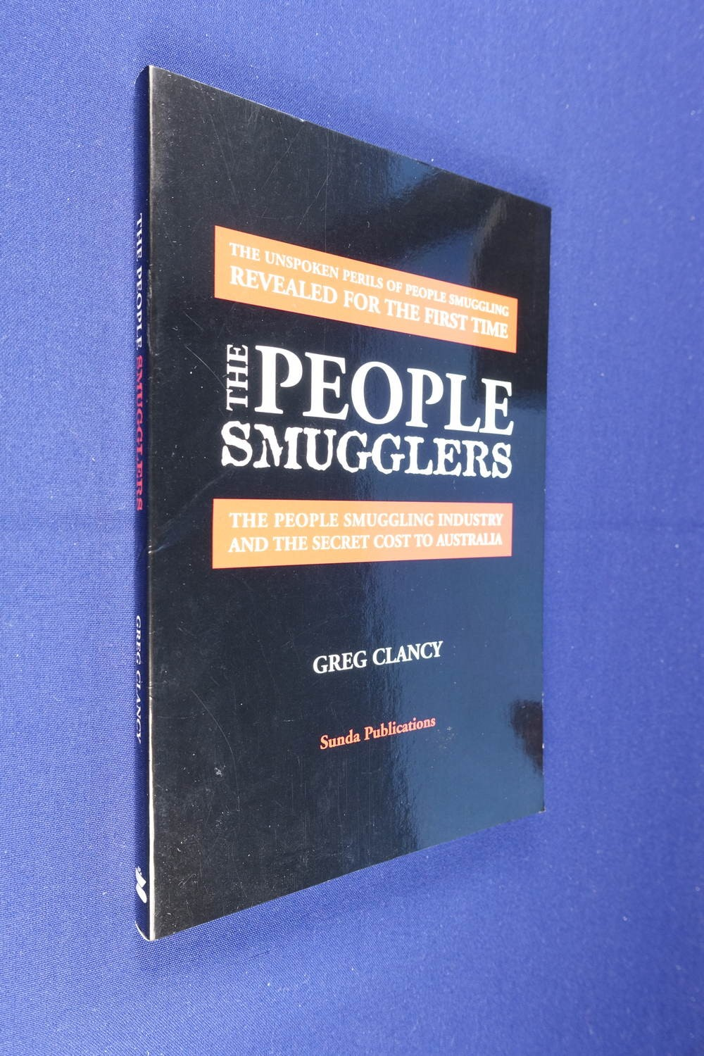 THE-PEOPLE-SMUGGLERS-Greg-Clancy-REFUGEE-ASYLUM-SEEKERS-australian-immigration