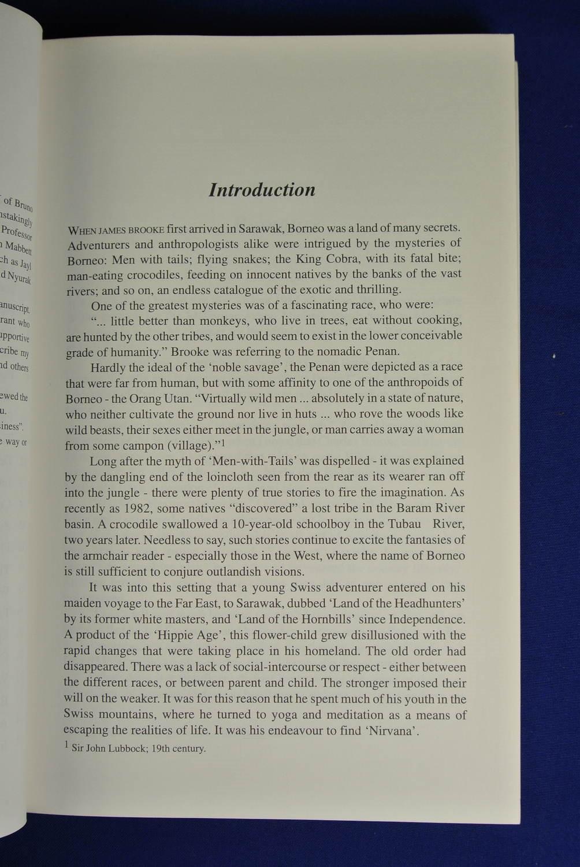 BRUNO-MANSER-THE-INSIDE-STORY-James-Ritchie-SARAWAK-BORNEO-MALAYSIA-ENVIRONMENT thumbnail 7