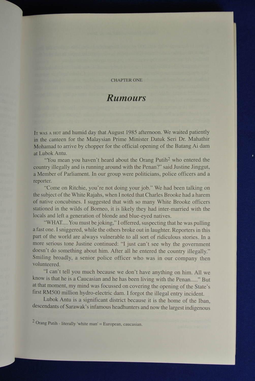 BRUNO-MANSER-THE-INSIDE-STORY-James-Ritchie-SARAWAK-BORNEO-MALAYSIA-ENVIRONMENT thumbnail 8