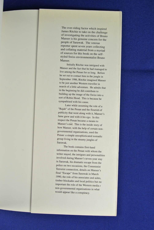 BRUNO-MANSER-THE-INSIDE-STORY-James-Ritchie-SARAWAK-BORNEO-MALAYSIA-ENVIRONMENT thumbnail 12