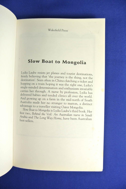 SLOW-BOAT-TO-MONGOLIA-Lydia-Laube-FUNNY-TRAVEL-BOOK-Indonesia-China-Mongolia thumbnail 5