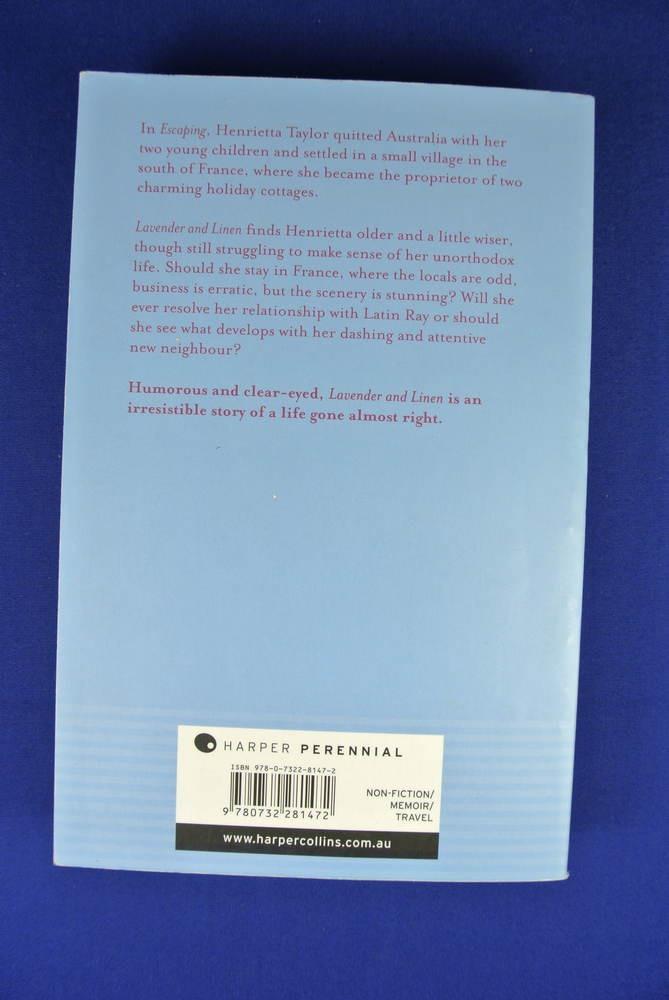 LAVENDER-AND-LINEN-Henrietta-Taylor-AUSTRALIAN-IN-FRENCH-VILLAGE-Travel-France thumbnail 3